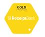 Receipt Bank Gold Partner